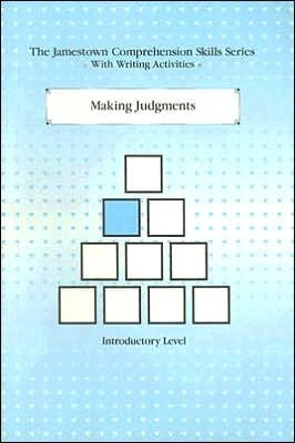 Making Judgements: Introductory Level  by  Jamestown Publishers