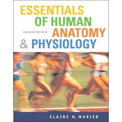 Essentials of Human Anatomy & Physiology with Essentials of Interactive Physiology CD-ROM [With Essentials of Interactive Physiology CD-ROM] - Elaine Nicpon Marieb