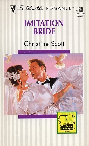 Imitation Bride  by  Christine Scott