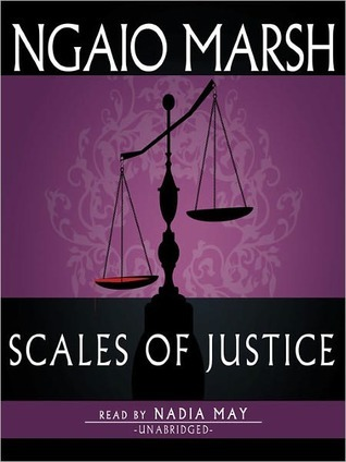 Scales of Justice: A Rodderick Alleyn Mystery Ngaio Marsh