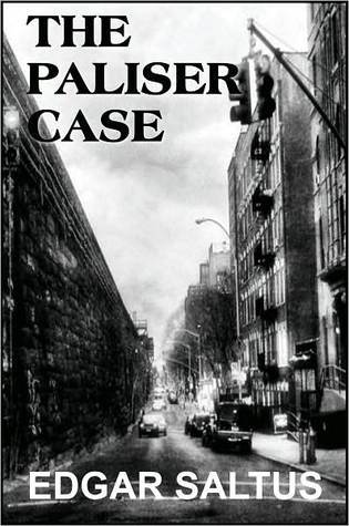 The Paliser Case  by  Edgar Saltus