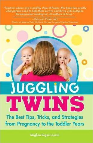 Juggling Twins Meghan Regan-Loomis