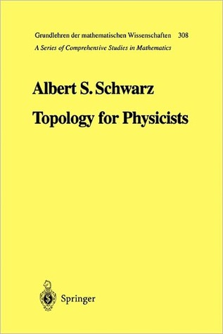 Topology for Physicists Albert S. Schwarz