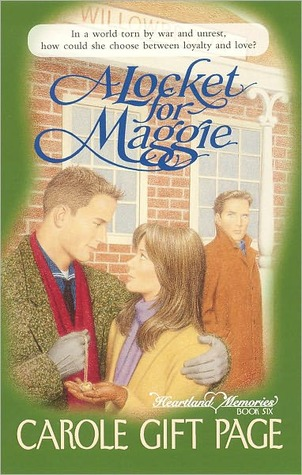 A Locket for Maggie: A Novel  by  Carole Gift Page