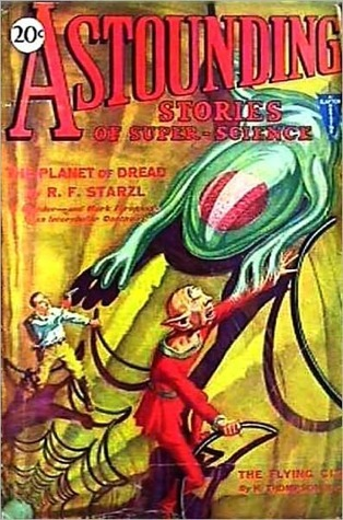 Astounding Stories August 1930  by  Harry Bates