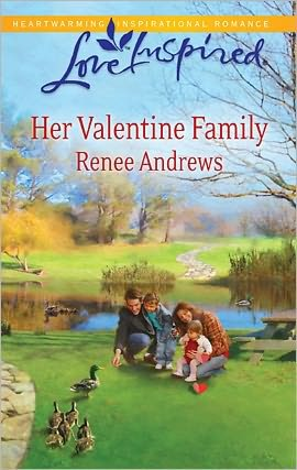 Her Valentine Family (Claremont, Alabama, #1)  by  Renee Andrews