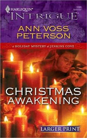 Christmas Awakening: A Holiday Mystery at Jenkins Cove Ann Voss Peterson