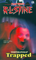 Trapped - Terperangkap  by  R.L. Stine