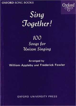 Sing Together: Melody Edition William Appleby