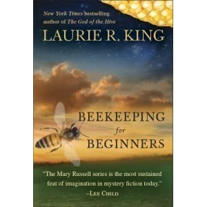 Beekeeping for beginners mary russell 10 5 by laurie r king reviews discussion - Beekeeping beginners small business ...