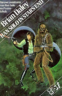 Han Solo in Stars End Brian Daley