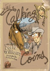 Tale of The Talking Coins, The  by  Zarle Williams
