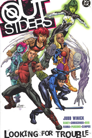 Outsiders, Vol. 1: Looking for Trouble  by  Judd Winick