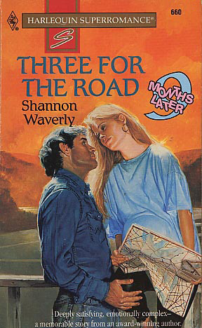 Three for the Road (9 Months Later, #4)  by  Shannon Waverly