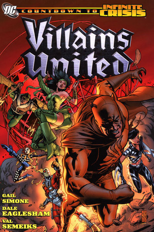 Villains United Gail Simone