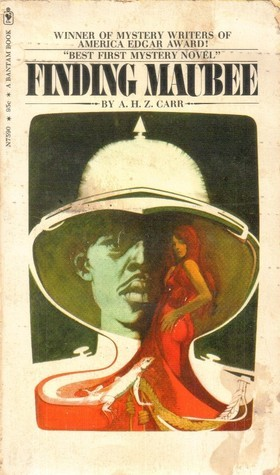 Finding Maubee  by  A.H.Z. Carr