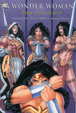 Wonder Woman: Ends Of The Earth  by  Gail Simone
