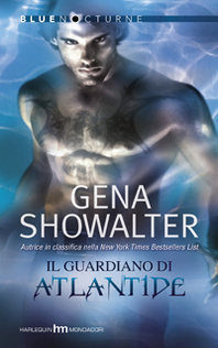 Il guardiano di Atlantide  by  Gena Showalter