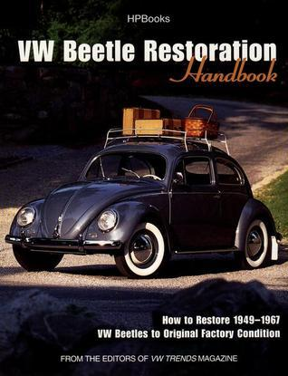 Vw Beetle Restohp1342: How to Restore 1949-1967 VW Beetles to Original Factory Condition  by  VW Trends Editors
