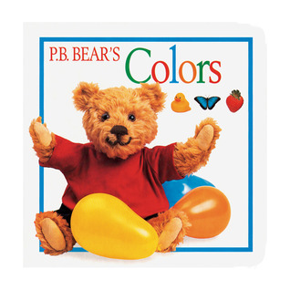 P.B. Bears Colors  by  Lee Davis