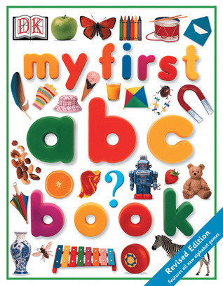 My First Abc Book Revised Jane Yorke