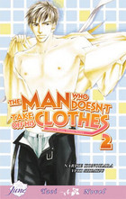The Man Who Doesnt Take Off His Clothes 2 Narise Konohara