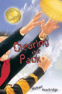 Clearing the Pack (Legends, #4) Michael Panckridge