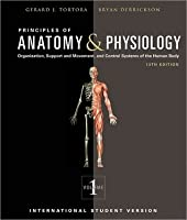 Principles of Anatomy and Physiology International Student Version (2 Volume Set) (Isv 13th Edition)