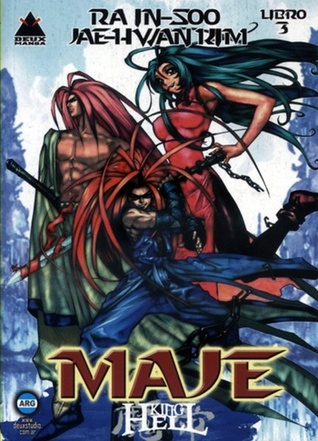 Maje King Hell #3  by  Ra In-Soo