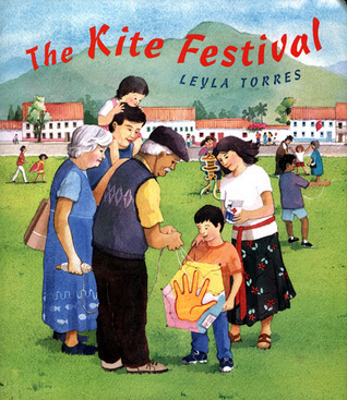 The Kite Festival  by  Leyla Torres