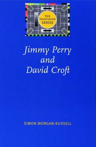 Jimmy Perry and David Croft  by  Simon Morgan-Russell