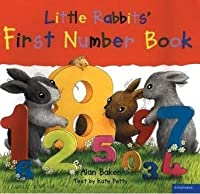 """Little Rabbits"""" First Number Book"""
