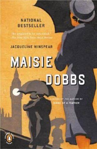 Among the Mad (Maisie Dobbs, #5)  by  Jacqueline Winspear