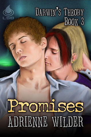 Promises (Darwins Theory, #3)  by  Adrienne Wilder