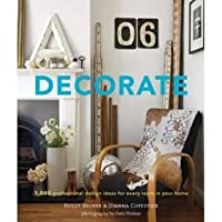Decorate : 1 000 professional design ideas for every room