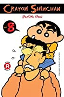 Crayon Shinchan Vol. 8