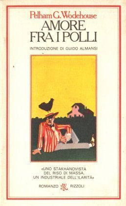 Amore fra i polli  by  P.G. Wodehouse