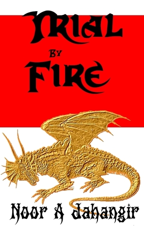 Trial  by  Fire by Noor A. Jahangir