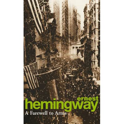 BOOK REVIEW: 'A Farewell to Arms: The Hemingway Library Edition'