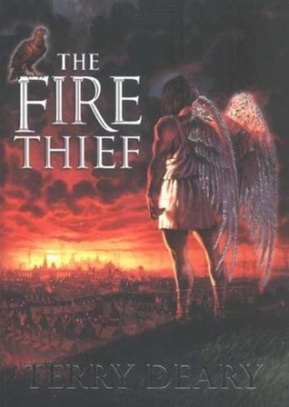 The Fire Thief (Fire Thief Trilogy, #1)  by  Terry Deary