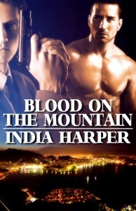Blood On The Mountain India Harper