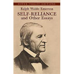 self reliance by ralph waldo term papers Self reliance - by ralph waldo emerson - papers, reports, and essays on self reliance by ralph waldo emerson.