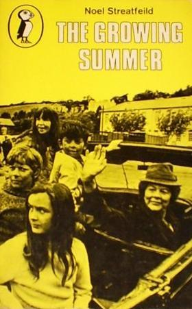 The Growing Summer (Puffin Books)  by  Noel Streatfeild