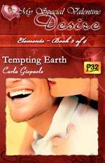 Tempting Earth (Elements, #3) Carla Giopaolo