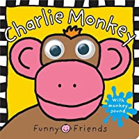 Funny Faces Charlie Monkey -- APPLE
