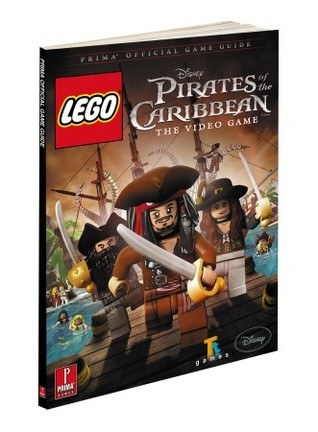 LEGO Pirates of The Caribbean: The Video Game: Prima Official Game Guide Michael Knight