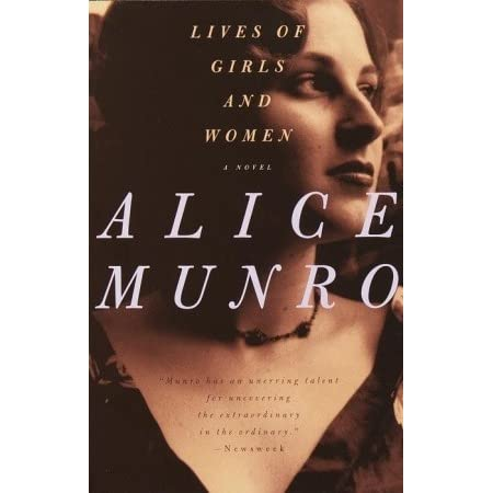 the lives of girls and women Analysis and discussion of characters in alice munro's lives of girls and women.