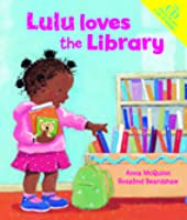 Lulu Loves The Library With Multi Language Cd