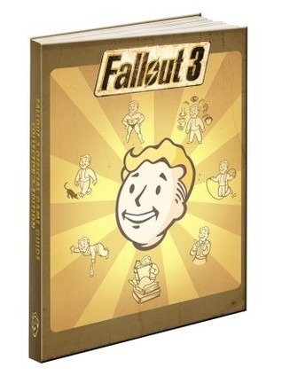 Fallout 3 Collectors Edition: Prima Official Game Guide David Hodgson