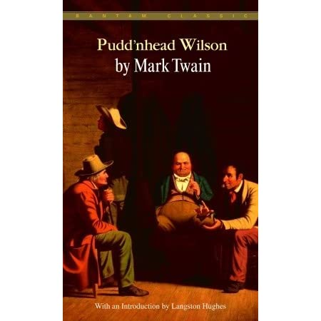 a literary analysis of the character puddnhead wilson